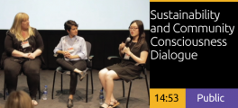 2018 Academic Summit Minneapolis - Sustainability and Community Consciousness Dialogue
