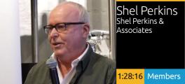 Shel Perkins - Business Planning