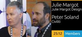 Julie Margot & Peter Soland - Escales Découvertes