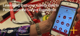 Leveraging Customer Loyalty Data to Personalize the Service Experience in the In-Person Customer/Employee Context
