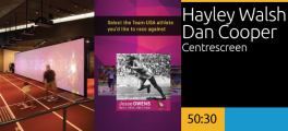 Inclusive Experimentation, Hayley Walsh & Dan Cooper