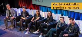 Xlab 2019 Campaign image