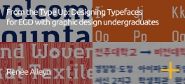 This paper presents the results from a curricular trial which saw the modification of an existing typeface design course—within an interdisciplinary undergraduate graphic design program—to cover principals of environmental graphic design (EGD).