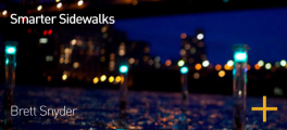 Smarter Sidewalks