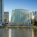 The Cathedral of Christ the Light, Roman Catholic Diocese of Oakland, Skidmore, Owings & Merrill