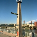 Eastbank Esplanade Urban Markers, Portland Development Commission, Mayer/Reed