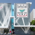 Hollywood Hills Hotel, Mel and Bernie Adler, Newsom Design