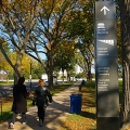 National Mall & Memorial Parks Wayfinding, National Park Service, Hunt Design