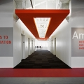Newport Tower Marketing Center, Trizec Properties/Cushman Wakefield, Gensler