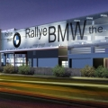 Rallye BMW Facade, HLW International LLP