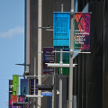 Figurative Poetics Downtown Banners