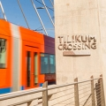 Tilikum Crossing, Bridge of the People