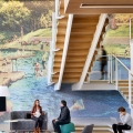 Oracle's Austin Waterfront Campus: Art and Graphics Collection