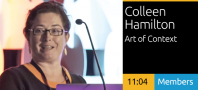 Colleen Hamilton - Innovating The Passenger Experience