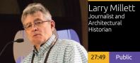 Larry Millett - Then And Now: How The Twin Cities Came To Be