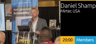 Daniel Shamp - Innovation In Signage With NFC Technology
