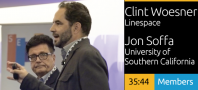 Clint Woesner + Jon Soffa - Campus Wayfinding & Placemaking