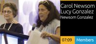 Carol Newsom + Lucy Gonzalez - 20x20 LA EGD
