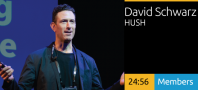 David Schwarz: Immersive & Interactive Storytelling for Cultural & Consumer-centric Experiences