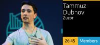 Tammuz Dubnov: Global Perspectives in Storytelling