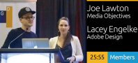Joe Lawton & Lacey Engelke: Reflecting Workplace Culture through Branded Environments