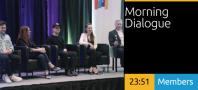 2019 SEGD Branded Environments: Morning Dialogue