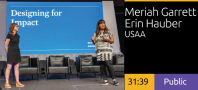 Meriah Garrett & Erin Hauber - Business of Design