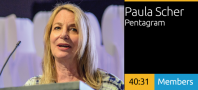 Paula Scher - Graphic Design Keynote