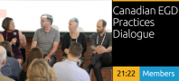 Canadian EGD Practices Dialogue