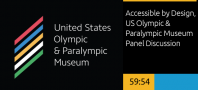 Accessible by Design, US Olympic & Paralympic Museum Panel Discussion