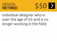 Design Retired Membership
