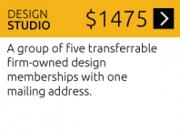 Design Studio Membership