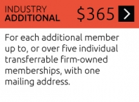 Industry Additional Membership