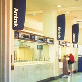 AMTRAK's Acela, AMTRAK/National Railroad Passenger Corporation, Calori & Vanden-Eynden