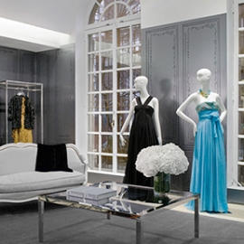 Christian Dior Temporary Store, Christian Dior Couture, Gensler