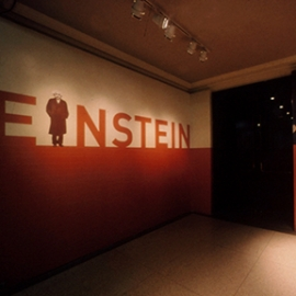 Einstein, American Museum of Natural History