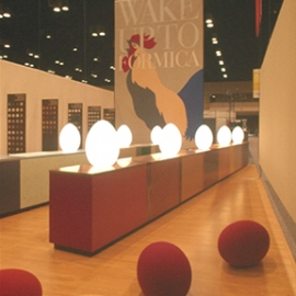Formica Kitchen + Bath Industry Show 2003, Formica Corporation, Kuhlmann Leavitt
