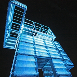 Indemann Observation Tower, GWS, Maurer United Architects