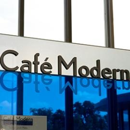 The Modern Art Museum of Fort Worth, Pentagram