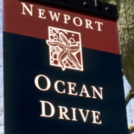 City of Newport Sign Program, Newport Chamber of Commerce, Roll Barresi & Associates