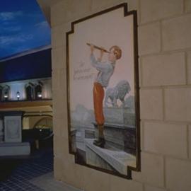 Paris Las Vegas Casino Resort, Park Place Entertainment, Studio Arts & Letters