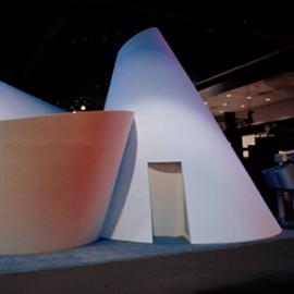 Sony Playstation E3 Exhibit, Sony, Mauk Design