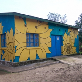 Rugerero Survivors Village Sunflower Cooperative, ex;it Foundation