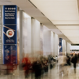 San Francisco International Terminal, San Francisco International Airport, Mayer/Reed