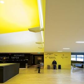Theatre and Auditorium Poitiers (TAP), JLCG Archtects, P-06 Atelier