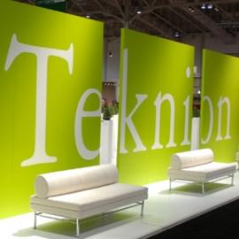 Teknion IIDEX Exhibit 2006, Vanderbyl Design