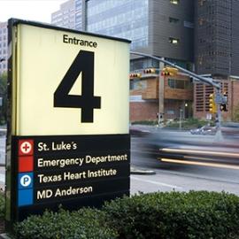 Texas Medical Center Wayfinding Master Plan, fd2s Inc.