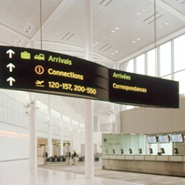 Lester B. Pearson International Airport, Greater Toronto Airport Authority, Pentagram