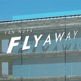 Van Nuys Flyaway, Los Angeles World Airports, Sussman/Prejza & Company
