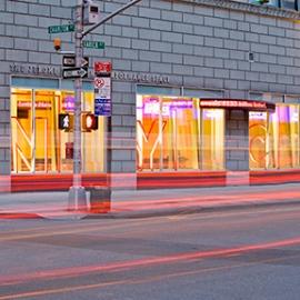 WNYC Radio Broadcast Studios, WNYC, Poulin + Morris